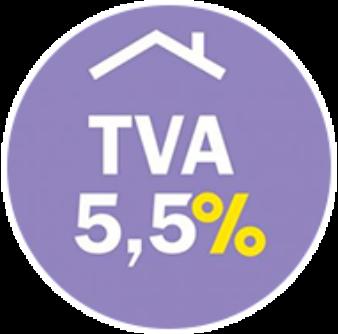 La TVA à 5,5 %
